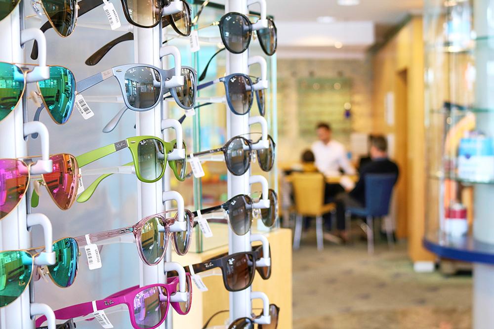 Optik Hess - Brillenfassungen